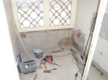CLAIR ACCUEIL salle bain parents