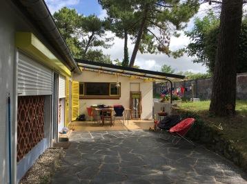CLAIR ACCUEIL terrasse Petite Aile