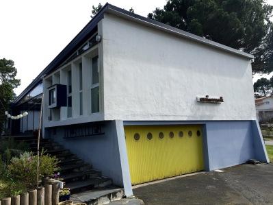 Le Studio au nord et le garage