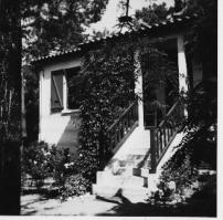 La Villa Lucida en 1952