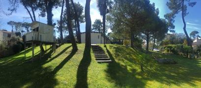 CLAIR ACCUEIL Descente vers Le Jardin de Clair Accueil